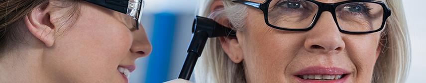 Увреждане на слуха - банер