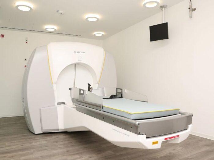 Gamma Knife radiosurgery SRS