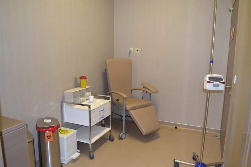 Болница Лив 18