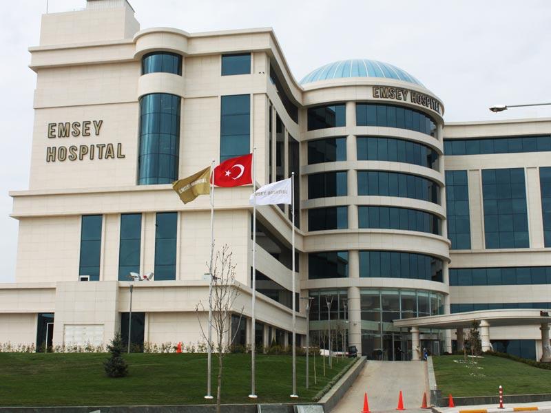 Болница EMSEY 001