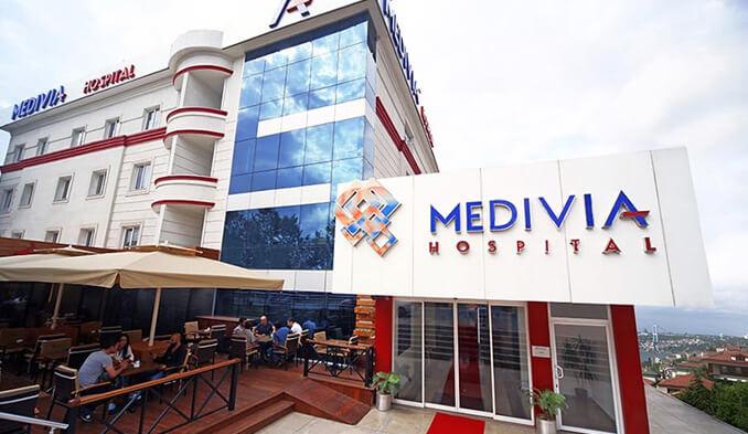 Болница Медивиа превю