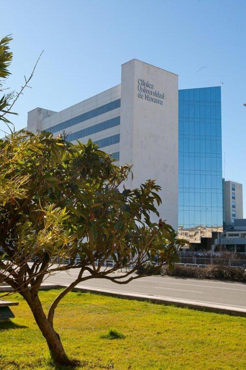 Университетска Клиника Де Навара 001