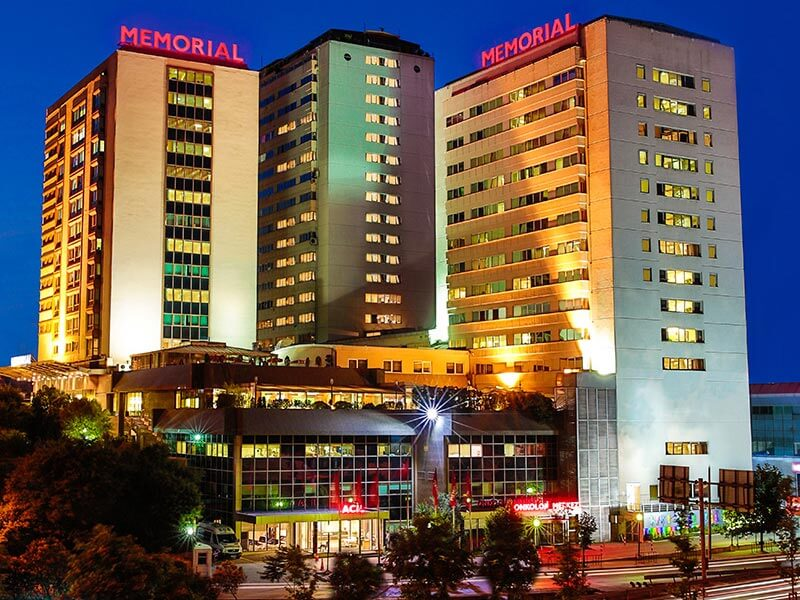 Група болници Мемориал