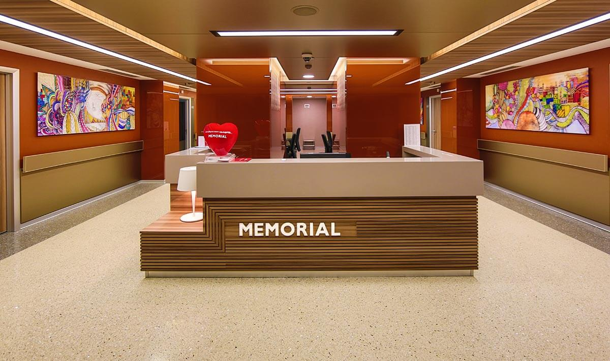 Група болници Мемориал 9