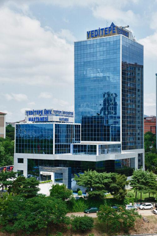Университетска болница Йедитепе_001