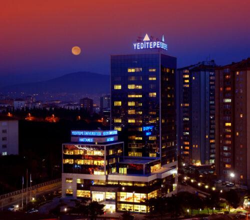 Университетска болница Йедитепе_007