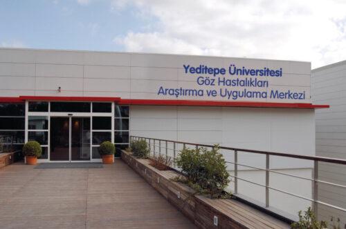 Университетска болница Йедитепе - Очна болница_002
