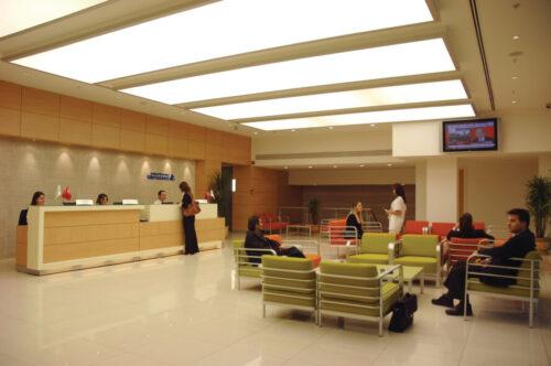 Университетска болница Йедитепе - Очна болница_003