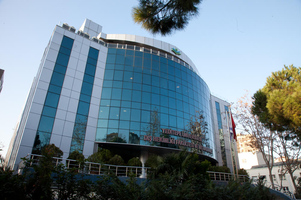 Университетска болница Йедитепе - Дентална болница_001