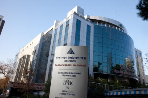 Университетска болница Йедитепе - Дентална болница_002