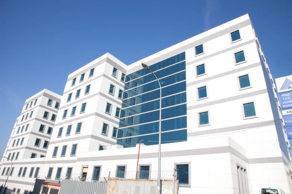 Университетска болница Йедитепе - специализирана болница_001