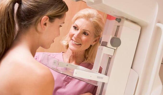 Триизмерна мамография превю
