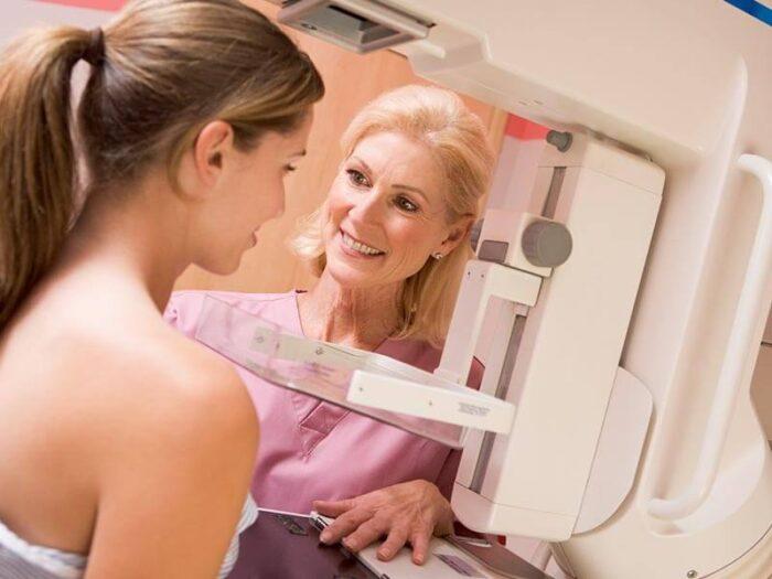 Триизмерна мамография