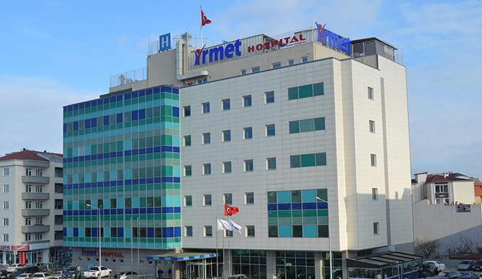 Болница Ирмет - превю