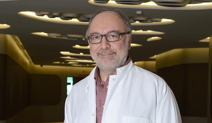 проф. Талят Къръш - превю