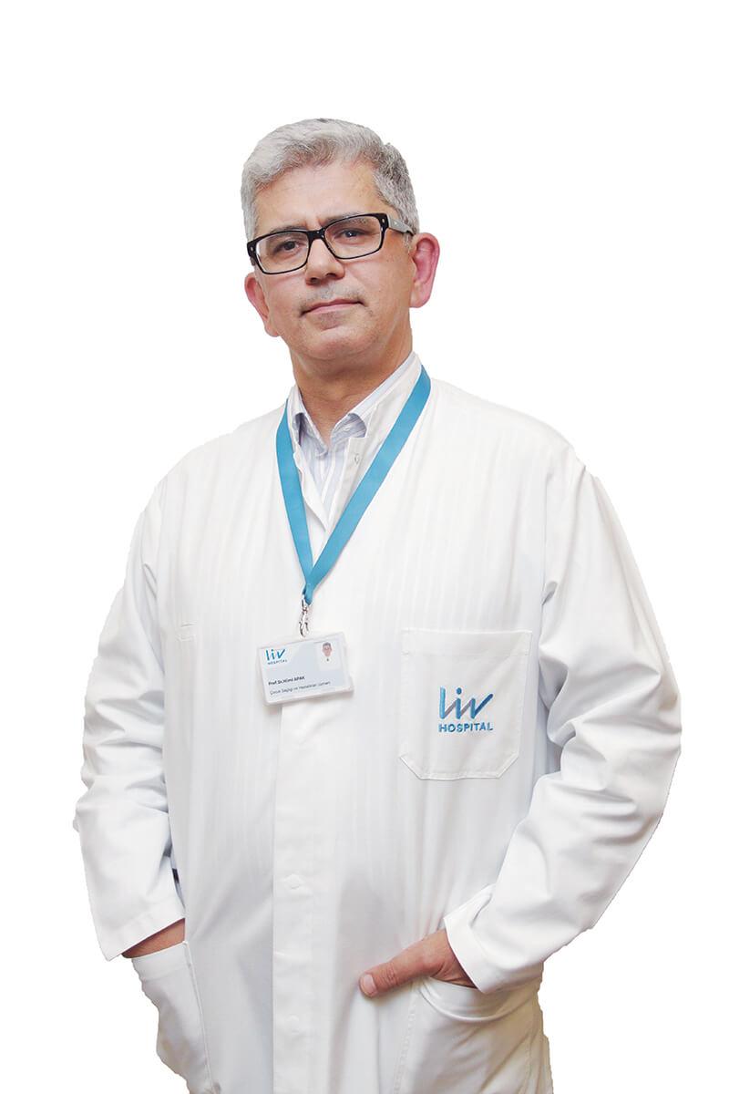 проф. д-р Хилми Апак