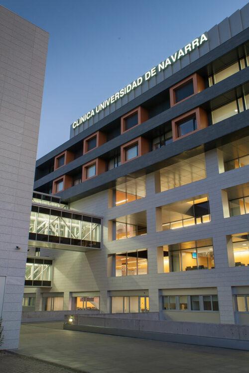 Университетска Клиника Де Навара – Мадрид 001