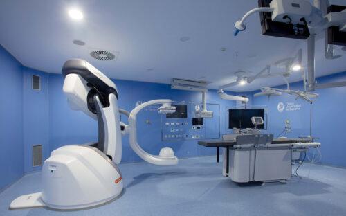 Университетска Клиника Де Навара – Мадрид 009