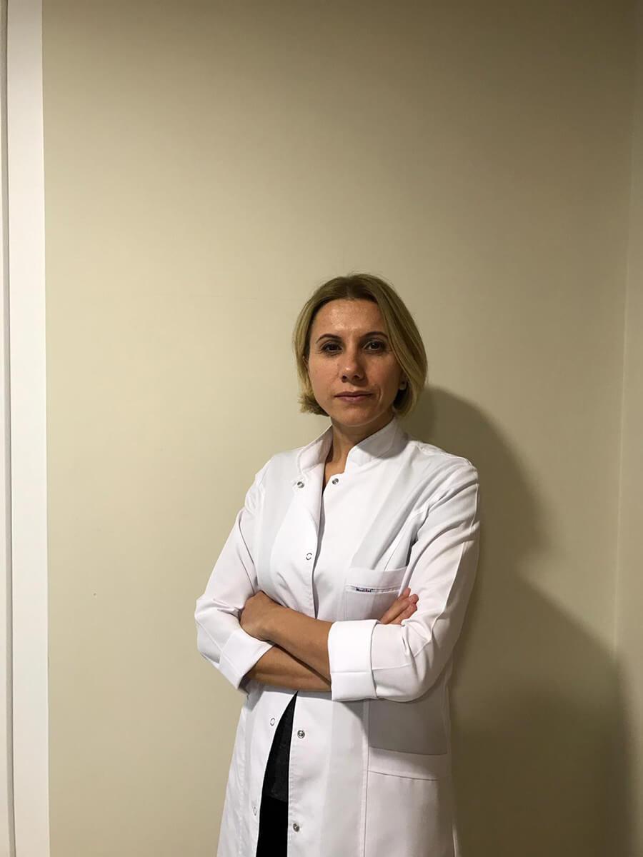 Доц. д-р Севил Ара Йайлали