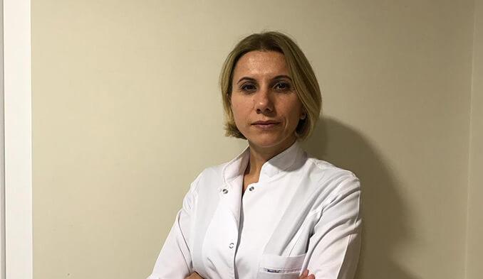 Доц. д-р Севил Ара Йайлали - превю