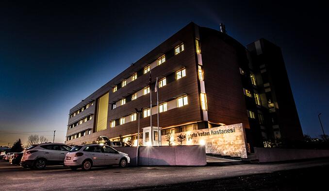 Многопрофилна частна болница Чорлу Ватан - превю