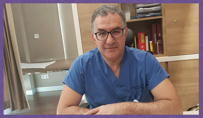 проф. д-р Азиз Сюмер - превю