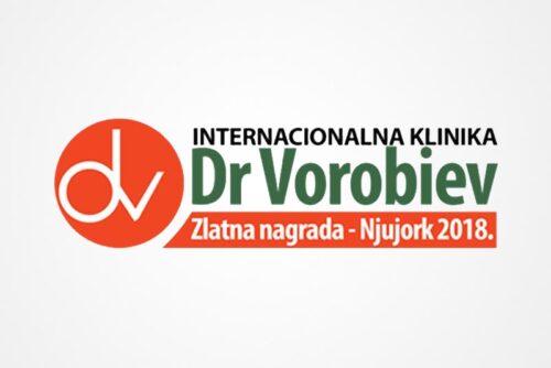 "Партньори Международна клиника за лечение на пристрастяване ""д-р Воробьов"" лого"