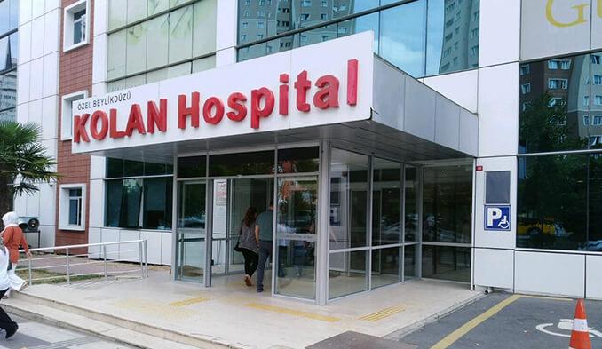 Болница Колан - превю
