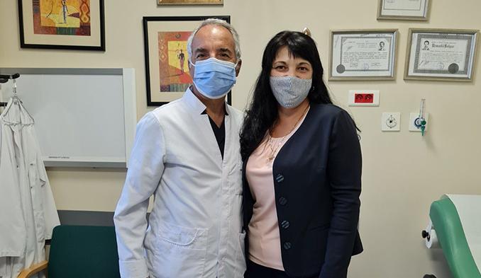 Още една щастлива пациентка - превю